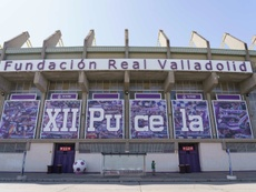 Real Valladolid finished in 16th place in La Liga this season. AFP