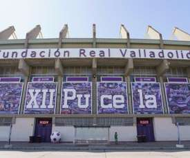 Real Valladolid are one of the clubs at the centre of a Spanish police investigation. AFP