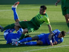 Getafe stumble again in race for top four. AFP