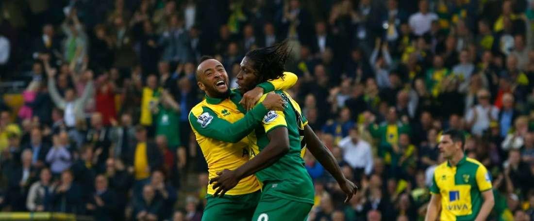 El Norwich City se hace con los servicios de Tom Trybull. AFP