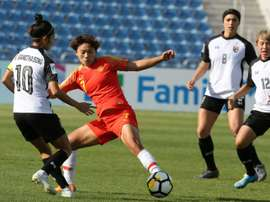 A lot is expected in China of their star player Wang Shuang when they compete in the World Cup. AFP