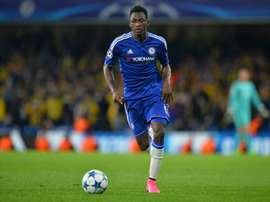 Rahman is set to leave Chelsea after just one year at the club. AFP