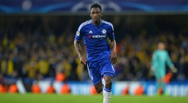 Chelsea's Baba Rahman could play for Schalke. AFP
