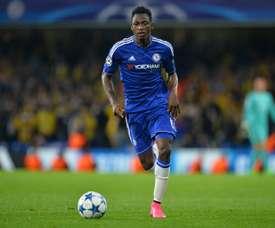 Baba wants to return to Schalke, who he was on loan to last season. AFP