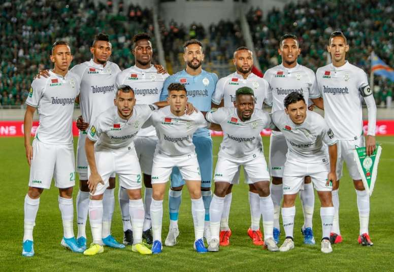 Raja Casablanca of Morocco will host Zamalek of Egypt this Sunday. afp_en