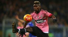 Juventus' midfielder Paul Pogba posts throwback picture with his two brothers. BeSoccer
