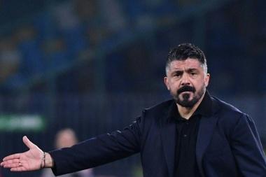Gattuso is a fan of Puig. AFP