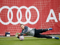 Flick worries over Bayern's Neuer reliance ahead of Stuttgart clash