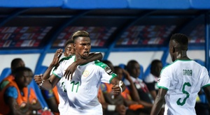 Formidable Senegal sweep Tanzania aside in mismatch. AFP