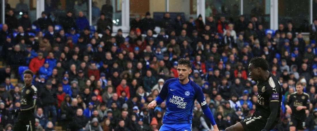 Leicester et Amiens attendent pour boucler le prêt de Diabate. AFP