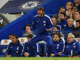 Chelsea's display could be final nail in the coffin for Conte. AFP
