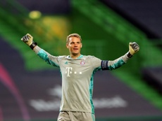 Manuel Neuer believes Bayern are better now than in 2013. AFP