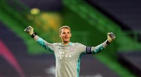 Löw donnerait le Ballon d'Or à Neuer plutôt qu'à Lewandowski. AFP