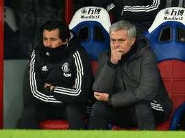 El que fuese ayudante de Mourinho descartó dirigir al Aston Villa. AFP