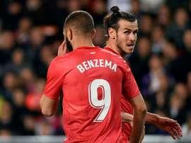 Valdano ne pense pas que le Real veuille vendre Bale. AFP