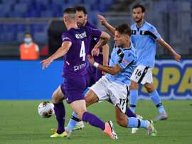 Immobile, Alberto cut Lazio gap to Juventus back to four points. AFP