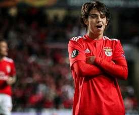 Cinco portugueses no onze da semana da Europa League. AFP