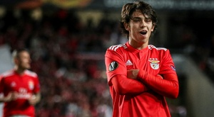 Joao Felix is a coveted player, who now adds Atletico Madrid to the list of clubs who want him. AFP