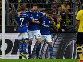 Huntelaar está prestes a voltar ao Schalke 04. AFP