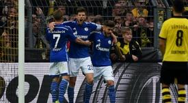 Huntelaar, a un paso del Schalke 04. AFP