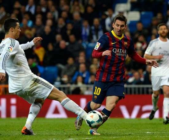 Ronaldo ou Messi ? De Rossi a fait son choix !. afp