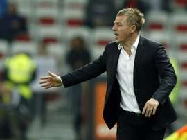 Reims French head coach Olivier Guegan has been sacked. BeSoccer