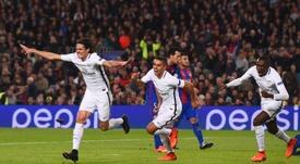 Cavani despertou o interesse de gigantes espanhóis. AFP