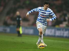 Barton was a midfielder in his playing days. AFP
