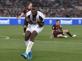 La Juventus tenta Paul Pogba. AFP