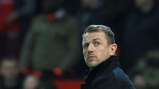 Rowett is confident his team can gain promotion. AFP