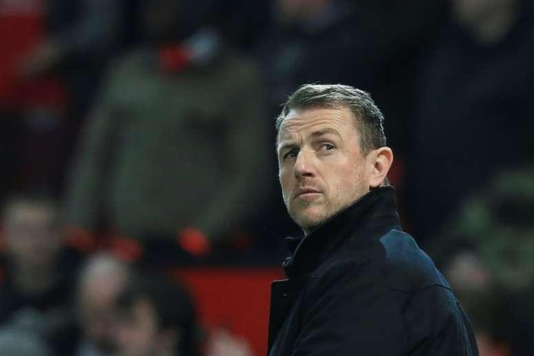 El Millwall elige a Rowett para su banquillo. AFP