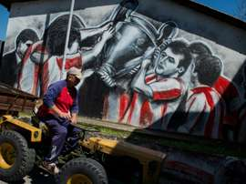 Red Star Belgrade, and its Marakana stadium, is now only a shadow of what it once was