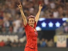 US Women's World Cup champs seek berth at Tokyo Olympics.AFP