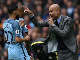 Clichy to leave Manchester City. AFP