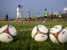 Palestinian leaders have demanded that the Israeli federation be suspended from world football unles