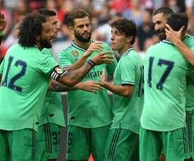 Zidane détecte le problème. AFP