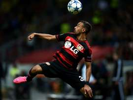 Karim Bellarabi se va a perder un buen trozo de temporada. AFP