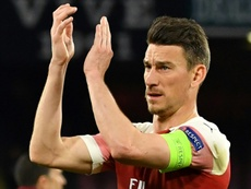 Laurent Koscielny insists he always had respect for Arsenal. AFP