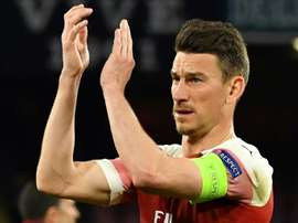 Laurent Koscielny insists he always had respect for Arsenal. AFP