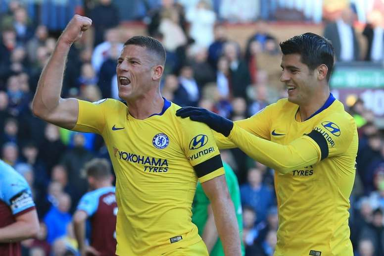 Barkley is expecting a hostile reception against his former club. AFP