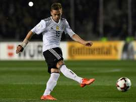 Joshua Kimmich would be ready to play as goalkeeper. AFP