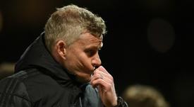 El ex del United Paul Ince asegura que ya vio venir el desplome del United. AFP
