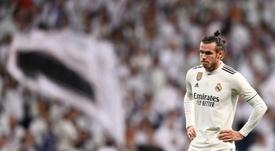 Bale llega a los 30 sin ser Bale. AFP