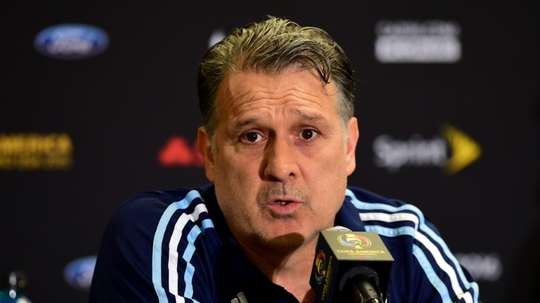 Martino a parlé en très bons termes du coach de Leeds. EFE