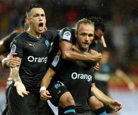 Marseille come from behind to stun Monaco