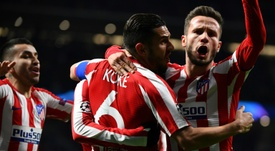 Atletico, Atalanta reach last 16 as Bayern cruise past Spurs. AFP