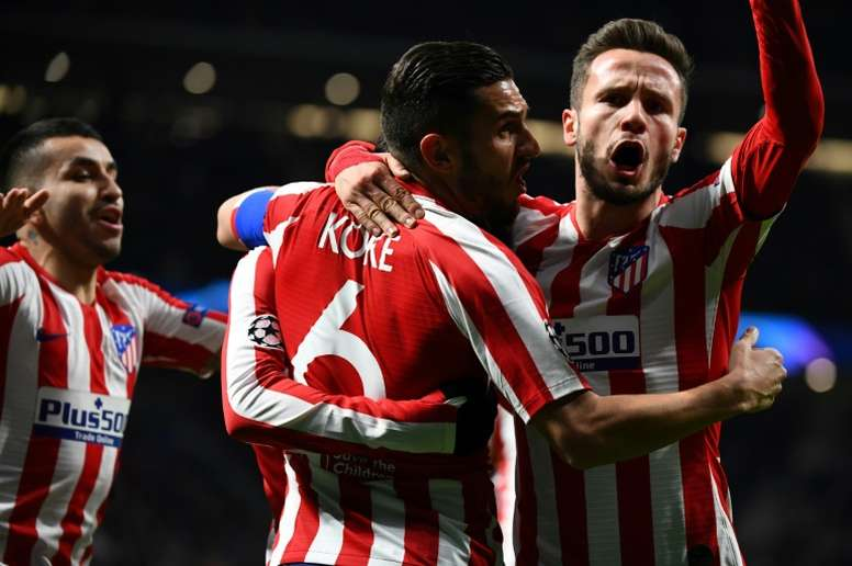 Atletico, Atalanta reach last 16 as Bayern cruise past Spurs. AFP