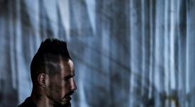Marek Hamsik has struggled to adapt to Chinese football. AFP