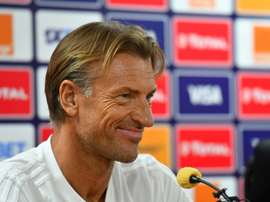 Herve Renard has coached several African football teams to victory. AFP