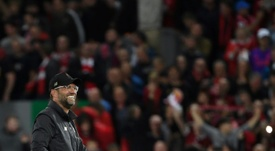 Klopp was delighted with the performances. AFP